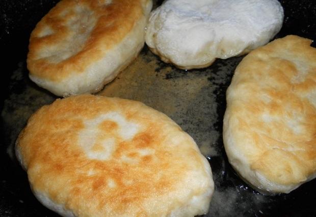 Пирожки с капустой кислой - фото шаг 6