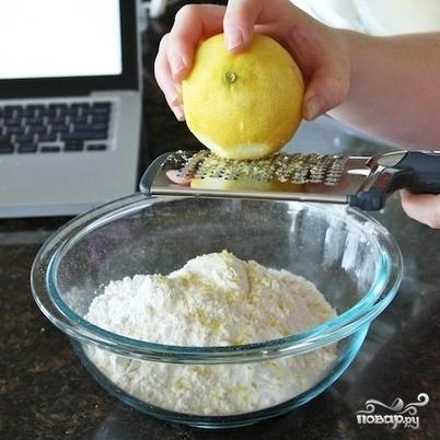Рецепт Кекс на йогурте