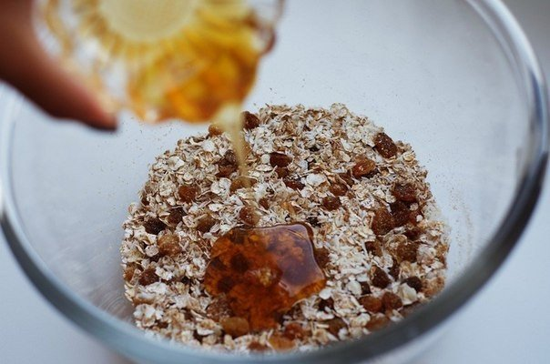 Диетическое овсяное печенье - фото шаг 2
