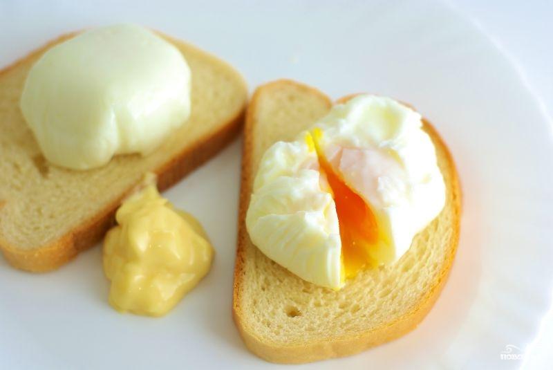 Яйца вареные без скорлупы - фото шаг 5