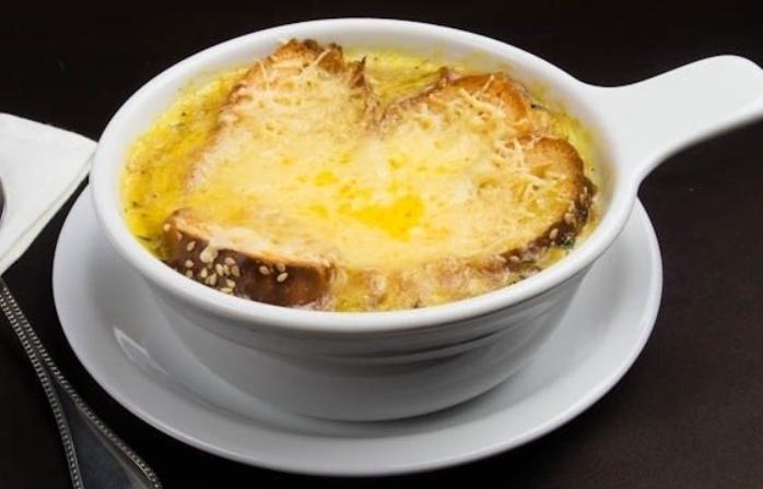 рецепт лукового супа классический пошаговый рецепт