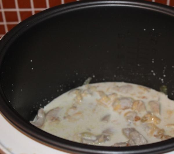 123Йогурт со сметаной в мультиварке рецепт
