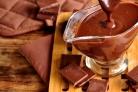 Шоколадная глазурь из шоколада и масла