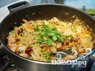 Китайский салат - фото шаг 7
