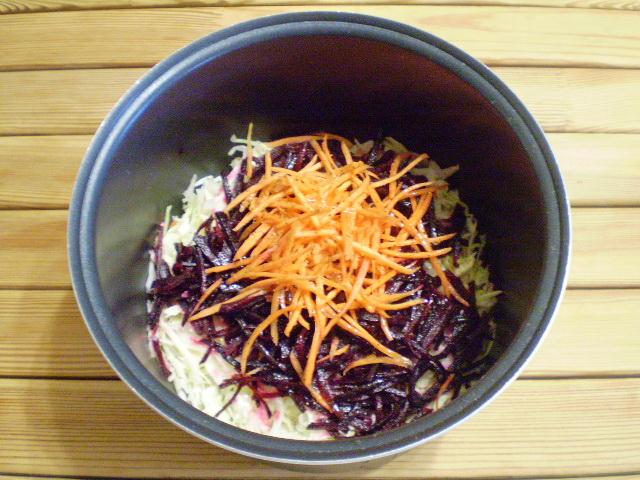 Овощное рагу к макаронам - фото шаг 5