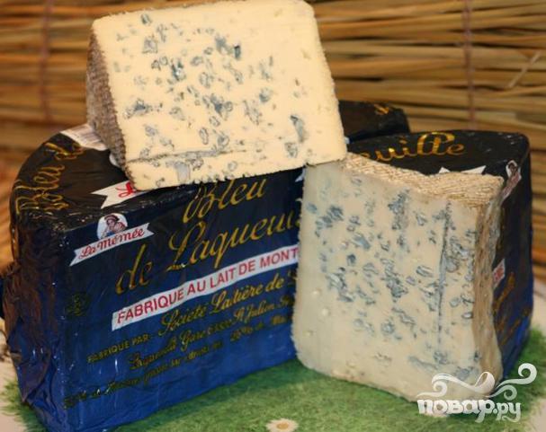 Бле де Лакей (Bleu de Laqueuille)