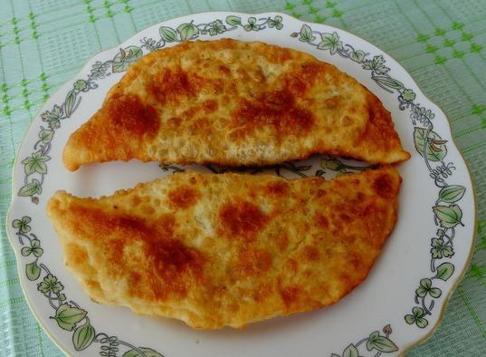 Пирожки с грибами и рисом - фото шаг 6
