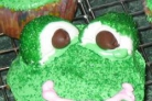 Кексы Лягушки
