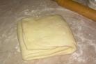 Тесто для французских круассанов