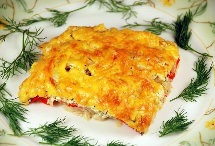Сметанный пирог в духовке рецепт 162