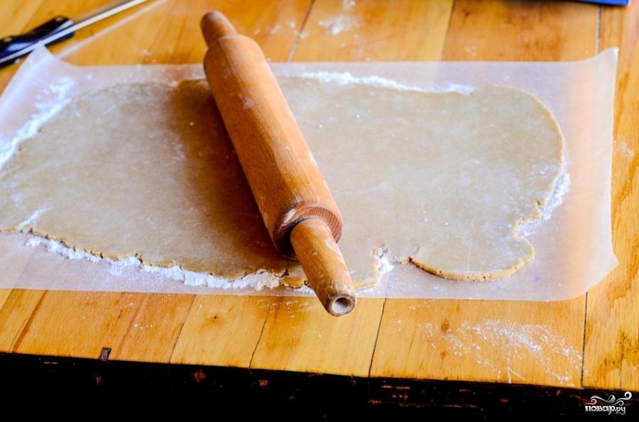 Печенье с клюквой - фото шаг 5