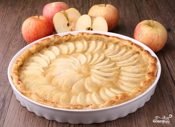 Баварский яблочный торт - фото шаг 4
