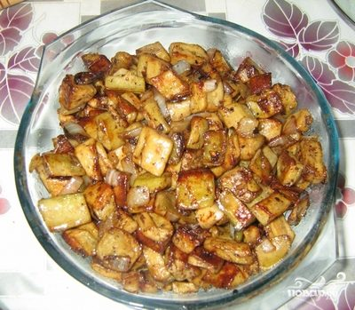 Рецепт Баклажаны под грибы жареные