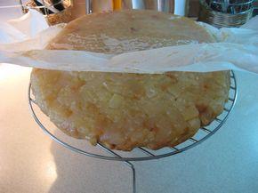 Ржаная шарлотка с яблоками - фото шаг 10