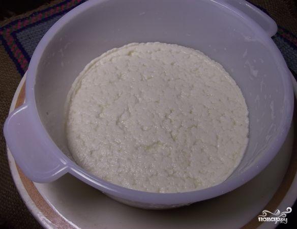 Домашний творожный сыр - фото шаг 4