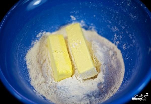"""Торт """"Вишня в снегу"""" - фото шаг 1"""