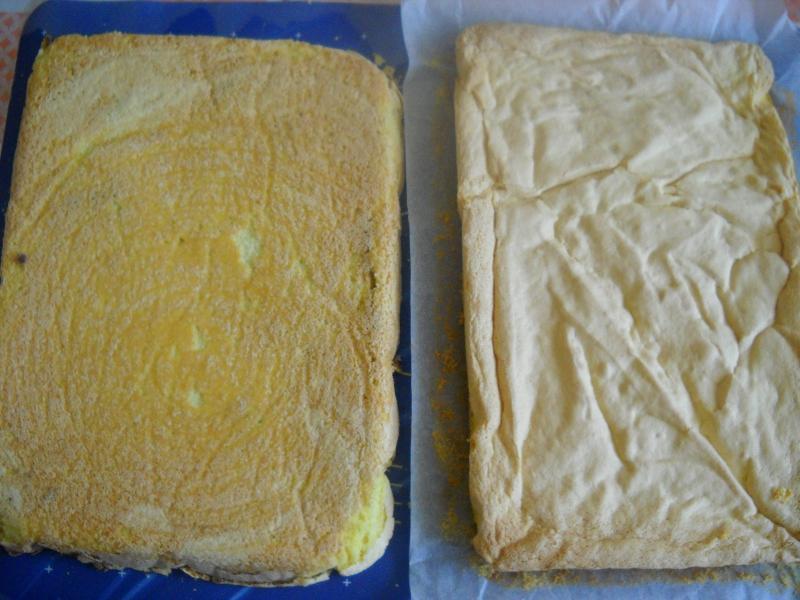 Торт киндер пошаговый рецепт