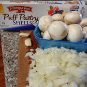 Мясо в тесте в духовке - фото шаг 2