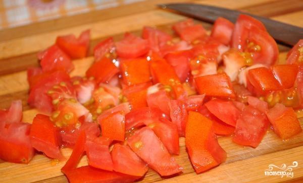 Картофель с мясом и овощами - фото шаг 7