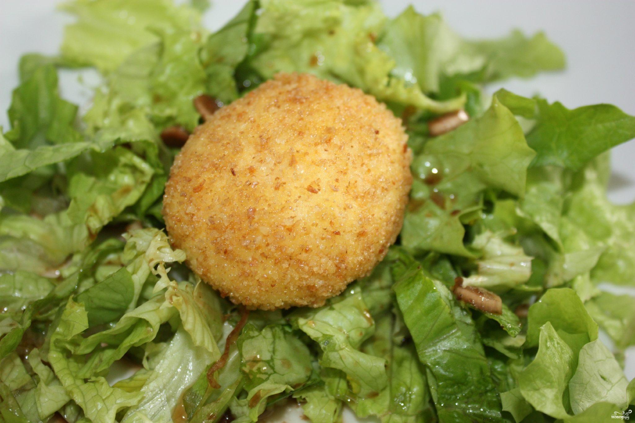 Яйца по неаполитански рецепт с фото