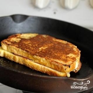 """Сэндвич """"Монте-Кристо"""" - фото шаг 5"""