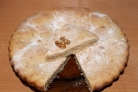 Пирог Mинутка в духовке