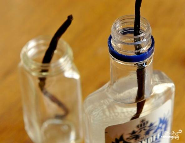 Ванильная водка - фото шаг 3