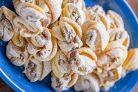 Печенье Ракушки с меренгой