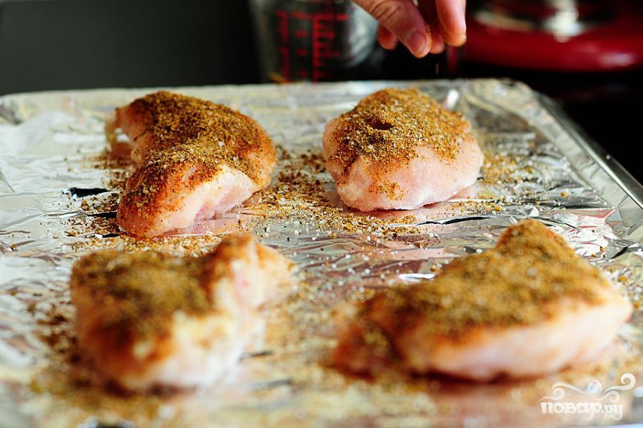 Ленивый цыпленок - фото шаг 2