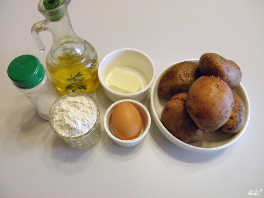 Картофельные пирожки - фото шаг 1