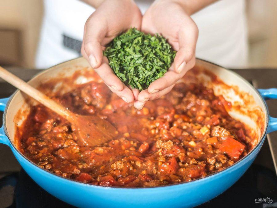 Соус болоньезе классический рецепт с пошагово