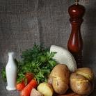 Рецепт Вегетарианские зразы