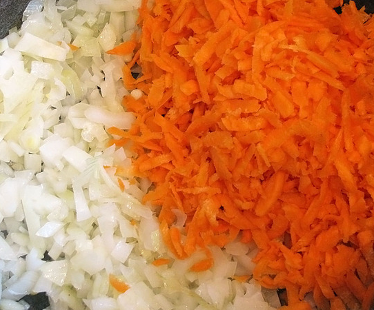 Долма с рисом - фото шаг 6