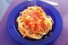 """Спагетти """"Неаполитано"""""""