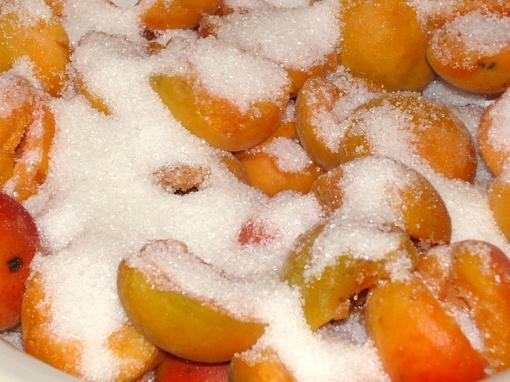 абрикосы в духовке рецепт
