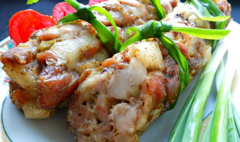 Домашние колбаски без кишок - фото шаг 7