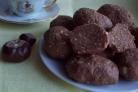 """Пирожное """"Картошка"""" из печенья и сгущенки"""