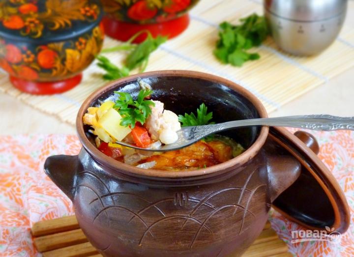 рецепты из свинины со сметаной в духовке