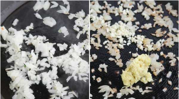 Рис с ананасом и овощами - фото шаг 2