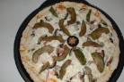 Пицца в Японском стиле