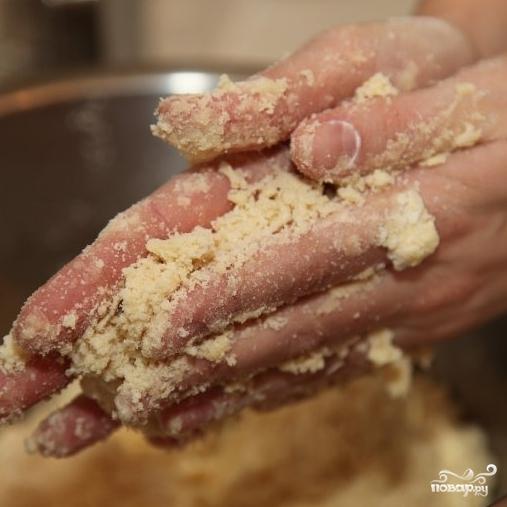 Быстрое печенье - фото шаг 2