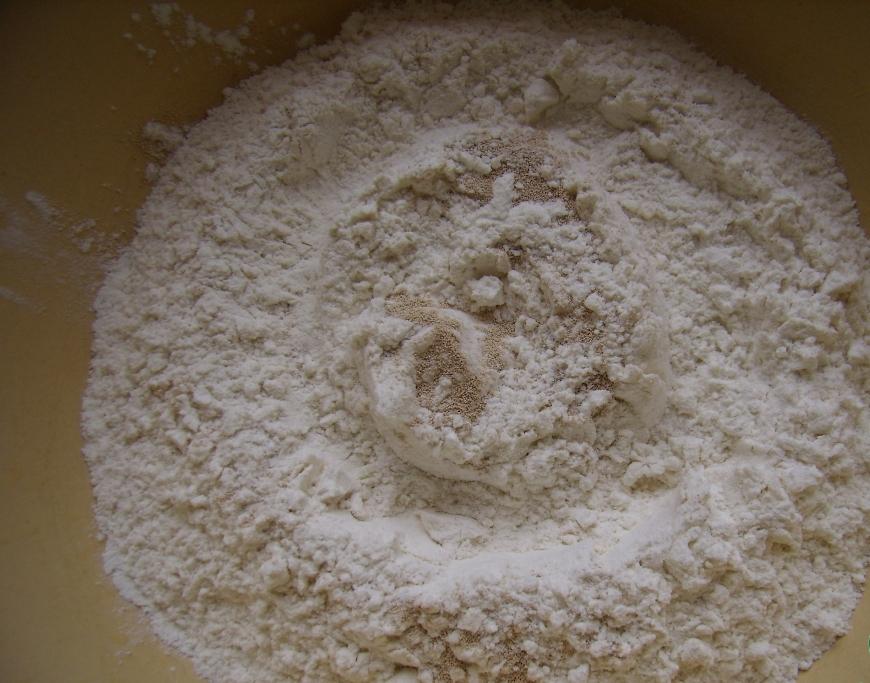 Тесто для сосисок в тесте - фото шаг 5