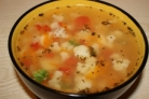Суп с гречкой и капустой