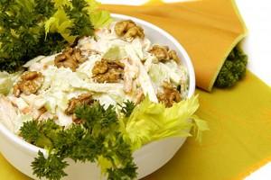 Салат из чечевицы с яблоком - фото шаг 6