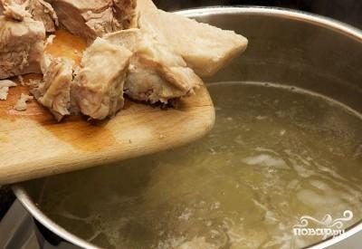 Суп из баранины - фото шаг 7