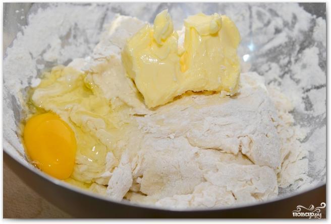 Пирожки с творогом и изюмом - фото шаг 14