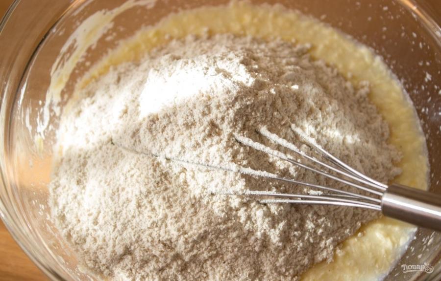 рецепты кексов на молоке в домашних условиях с фото простые