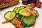 Салат с имбирем для похудения