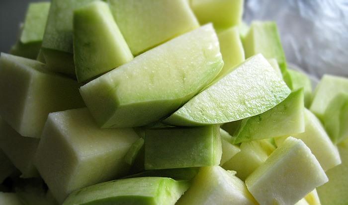 Рецепт Телятина с кабачками
