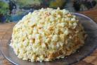 Торт Мимоза